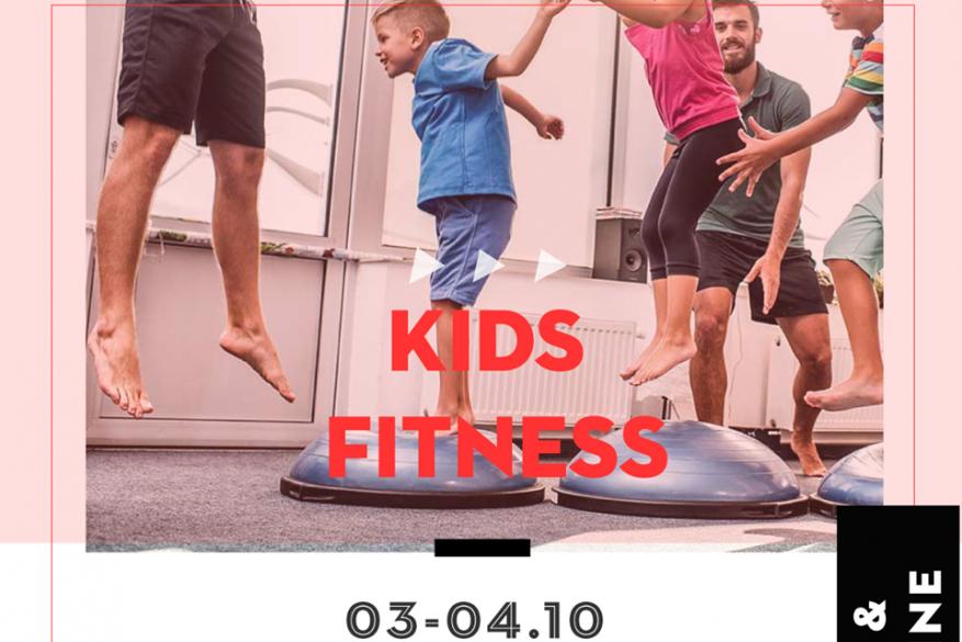 Kids Fitness / Kids Athletics / Προπόνηση Φυσικής Κατάστασης στη Παιδική, Προσχολική και Σχολική ηλικία